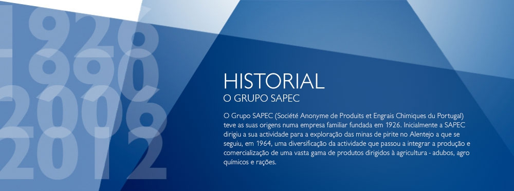 SAPEC Historial