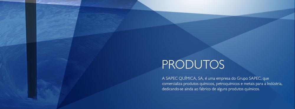 Produtos SAPEC